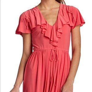 Jessica Simpson Ruffle Dress : Size 12